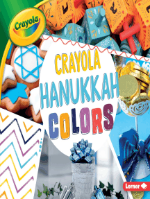 Crayola ® Hanukkah Colors