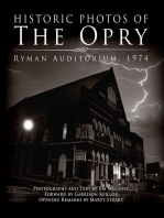 Historic Photos of the Opry