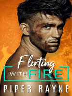 Flirting with Fire (Blue Collar Brothers, #1)
