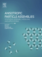 Anisotropic Particle Assemblies