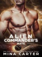 Alien Commander's Mate