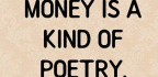 New Ways To Pay For More Poetry In The World