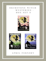 Brimstone Witch Mysteries - Box Set 3