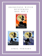 Brimstone Witch Mysteries - Box Set 2