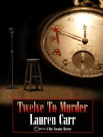 Twelve to Murder