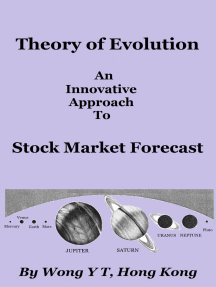 Theory of Evolution: an innovative approach to Stock Market Forecast