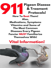 911 Pigeon Disease & Treatment Protocols!