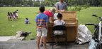 Pianos In The Parks Lets Everybody Tickle The Ivories