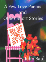 A Few Love Poems and Other Short Stories