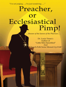 Preacher, or Ecclesiastical Pimp!: .....Beware of the Leaven of the Pharisees.....