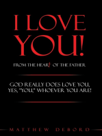 I Love You! from the Heart of the Father