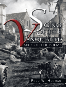 Song of the Vanquished: And Other Poems