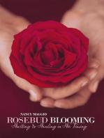 Rosebud Blooming