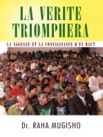 La Verite Triomphera