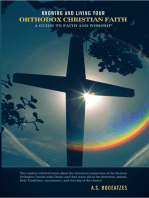 Knowing and Living Your Orthodox Christian Faith