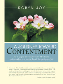 A Journey Toward Contentment
