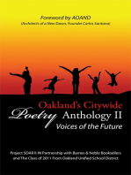 Oakland'S Citywide Poetry Anthology