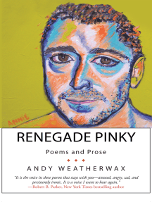 Renegade Pinky: Poems and Prose