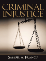 Criminal Injustice