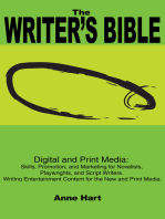 The Writer's Bible
