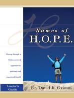 Names of H.O.P.E. Leader's Guide