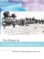 The Poems of Charles O'donnell, Csc
