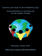 Coming of Age in Anthropology