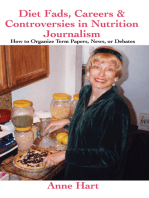 Diet Fads, Careers & Controversies in Nutrition Journalism