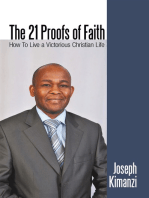 The 21 Proofs of Faith