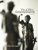 The Giles Amendment