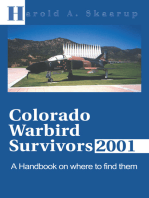 Colorado Warbird Survivors 2001