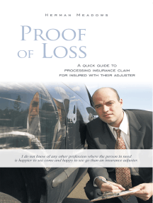 Proof of Loss: A Quick Guide to Processing  Insurance Claim for Insured with Their Adjuster