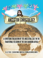 Ancestor Christology