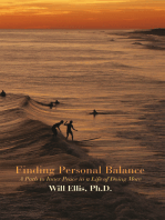 Finding Personal Balance