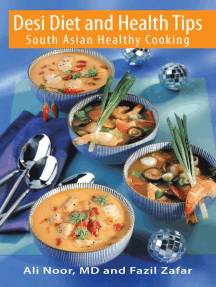 Desi Diet and Health Tips: South Asian Healthy Cooking