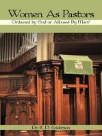 Women as Pastors