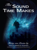 The Sound Time Makes