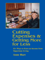 Cutting Expenses & Getting More for Less