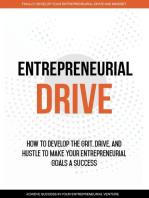 Enterpreneurial Drive