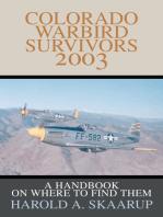 Colorado Warbird Survivors 2003