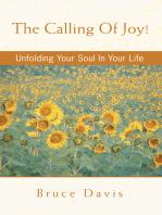 The Calling of Joy!
