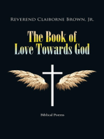 The Book of Love Towards God: Biblical Poems