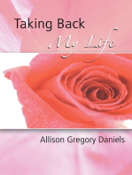 Taking Back My Life