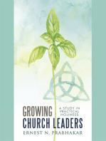 Growing Church Leaders