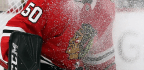 Blackhawks GM Stan Bowman Takes Center Ice But Focus Is On Corey Crawford