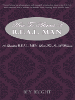How to Attract a R.E.A.L. Man