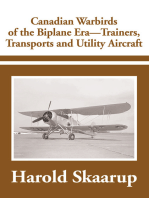 Canadian Warbirds of the Biplane Era - Trainers, Transports and Utility Aircraft