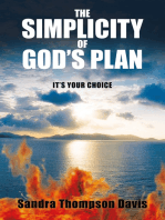 The Simplicity of God's Plan