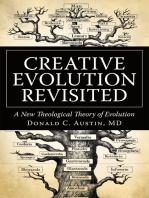 Creative Evolution Revisited