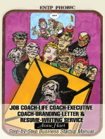 Job Coach-Life Coach-Executive Coach-Branding-Letter & Resume-Writing Service